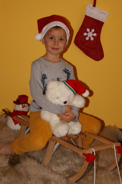 karácsonyi fotózás-óvoda